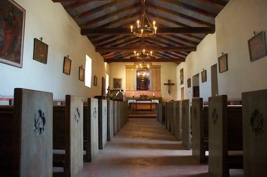 Soledad Chapel