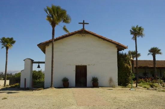 Mission Soledad – Front View