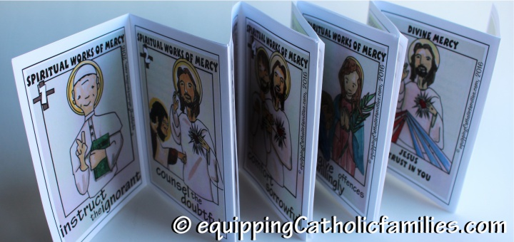Spiritual Works Kelly Saints
