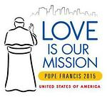 Square Love is Our Mission Papal Visit 2015