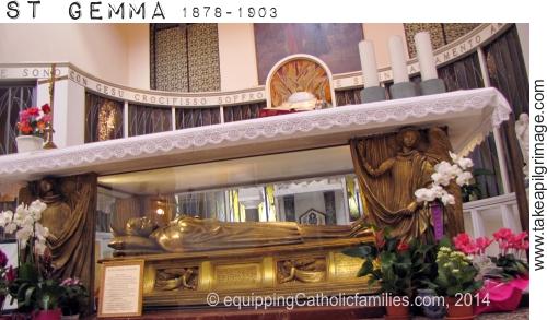 St Gemma