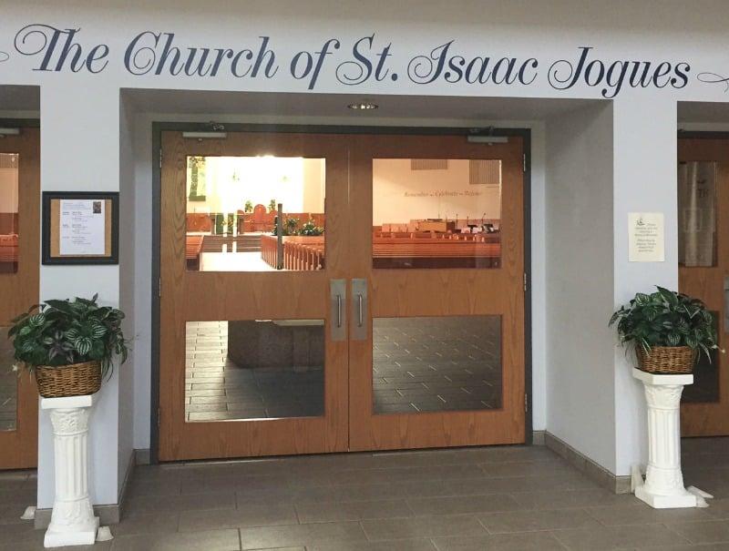 """""""If it's the 10:00 AM Mass it must be St. Joan's"""" by David and Mercedes Rizzo (CatholicMom.com)"""