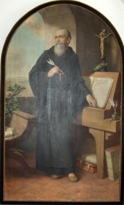 St. Benedict of Nursia
