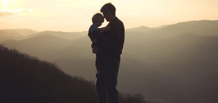 """Facing a Mountain with God"" by Ellen Mongan (CatholicMom.com)"