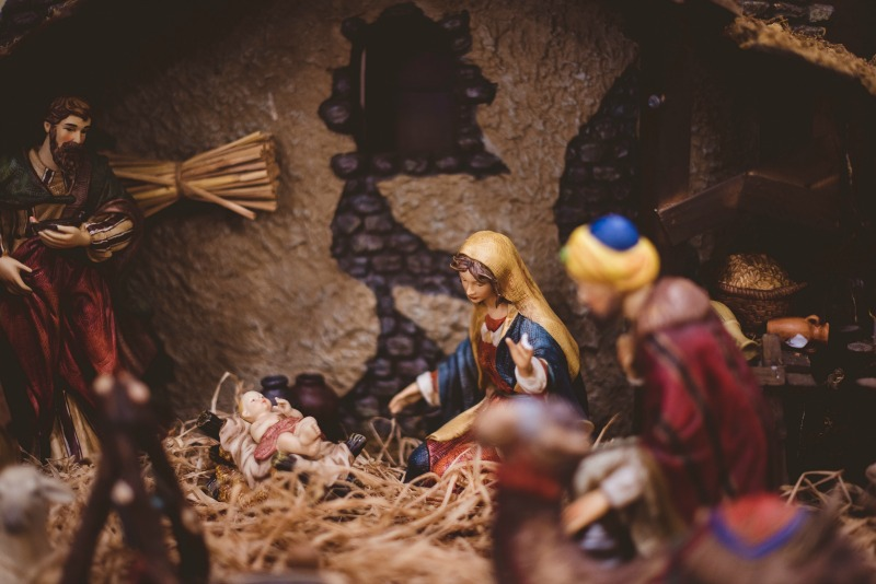 """The Gospel of Christmas St. John Style"" by Marc Cardaronella (Catholicmom.com)"