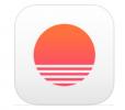 Sunrise calendar app logo