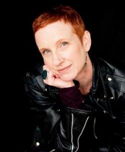 Suzanne Wolfe author headshot