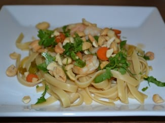 TNT Shrimp Fettuccine (4)