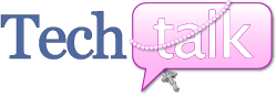 TechTalk logo