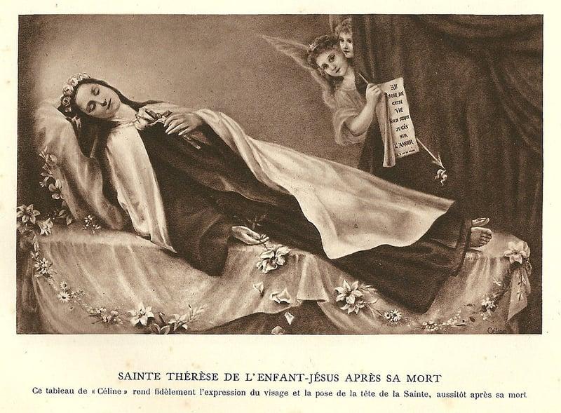 """God works when we are sleeping?"" by Melanie Jean Juneau (CatholicMom.com)"