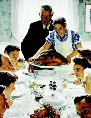 Thanksgiving-dinner