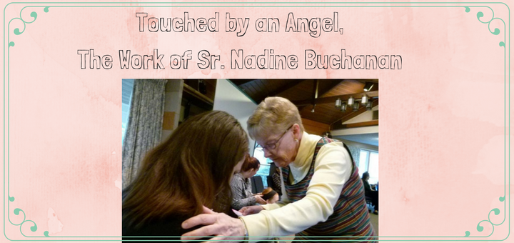 """""""Touched by an Angel"""" by Michele Faehnle (CatholicMom.com)"""