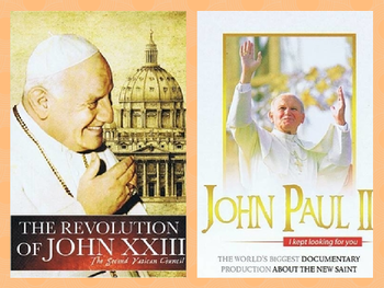 Two Great New Papal Documentaries