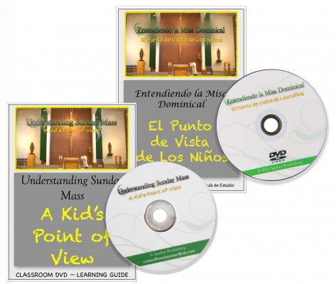 Understanding Sunday Mass: A Kid's Point of View