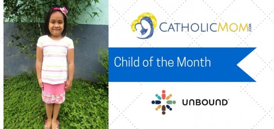 Unbound Child of the month February