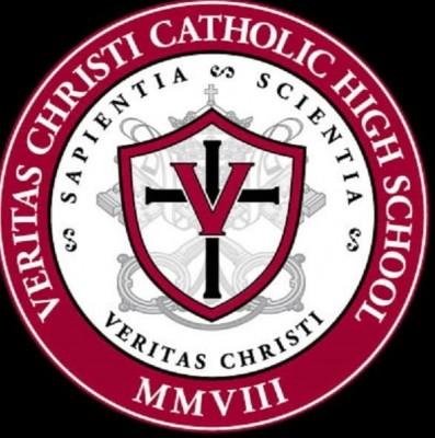 VCCHS Logo w black background