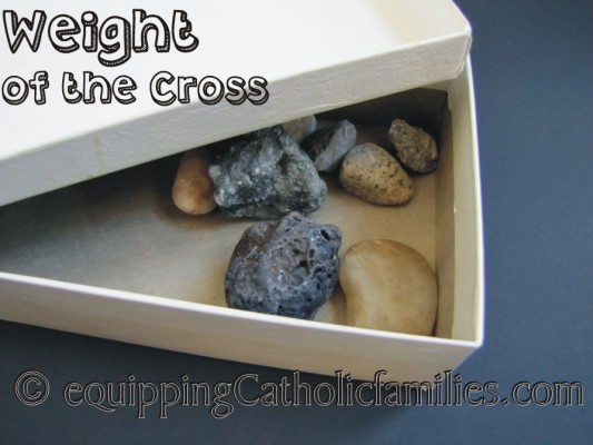 Weight of the Cross