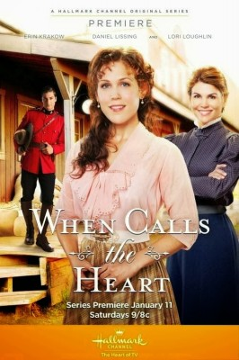 When Calls the Heart S1 Poster