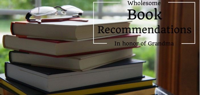 Wholesome Book Recommendations