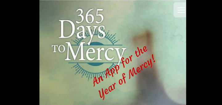 Year of Mercy app with title for FI
