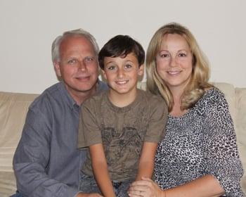 Yrisarri Family