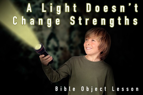 Object Lesson: A Light Doesn't Change Strengths