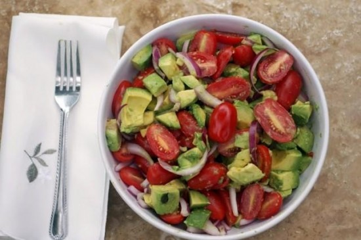 avocado salad Veronica