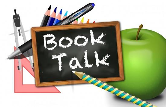 book talk back2school