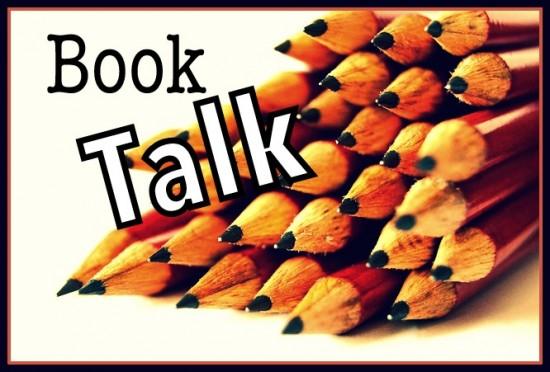 book talk pencils