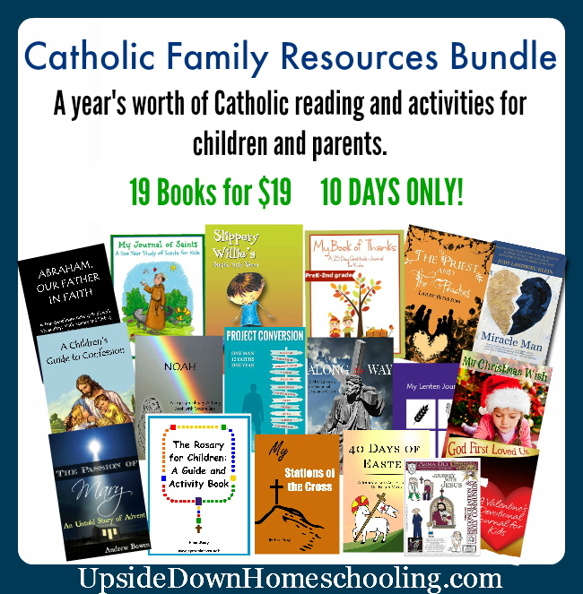 Catholic Family Resources Bundle