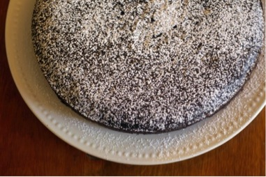 One Bowl Devil's Food Cake