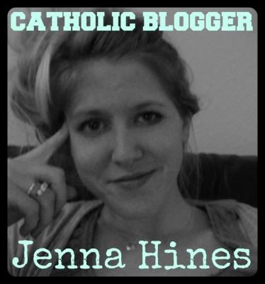 catholic blogger jenna hines