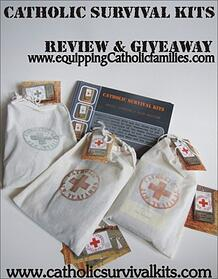 Catholic Survival Gifts Review and Giveaway