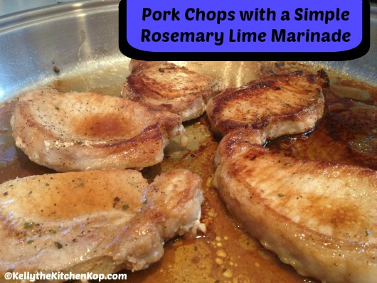 chops-marinated