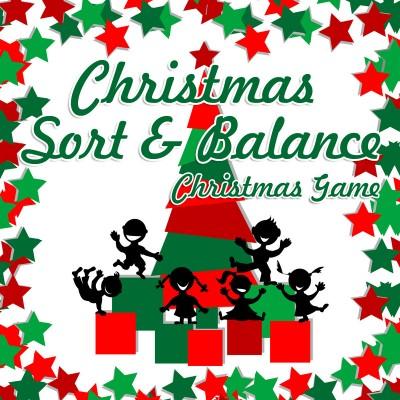 christmas sort and balance