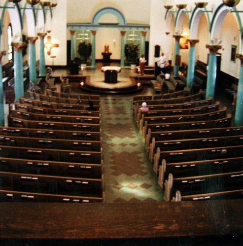 church interior V sm