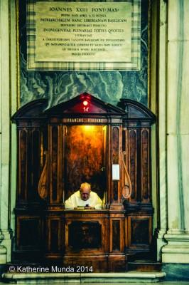 confessional Munda