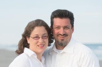 Karee and Dr. Manuel Santos