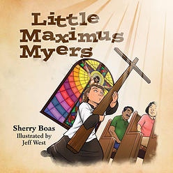 cover-Little Maximus Myers