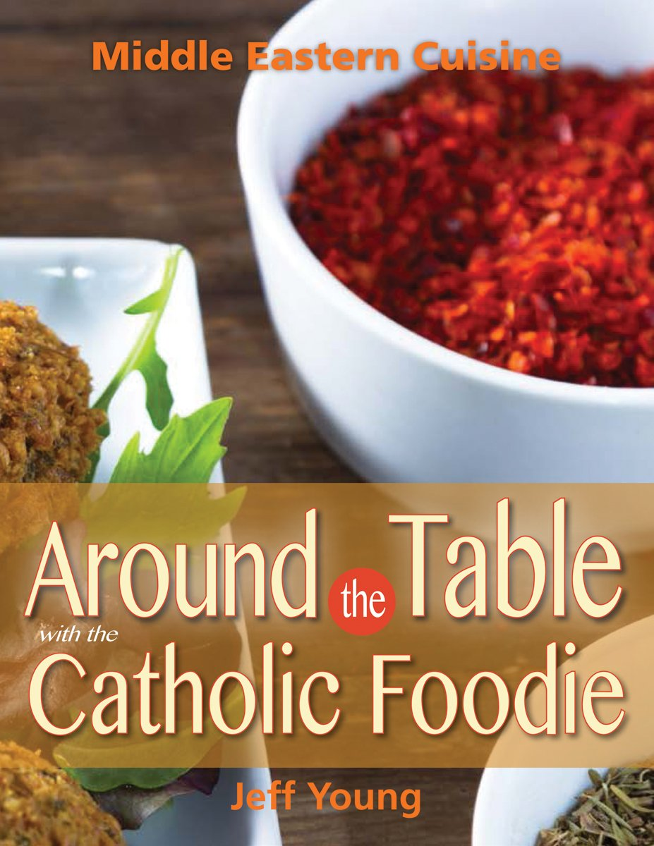 cover-around the table with the catholic foodie