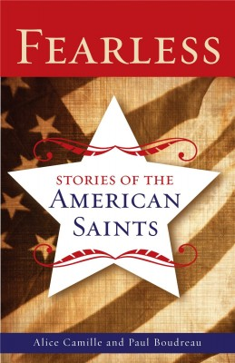 cover-fearless stories of american saints
