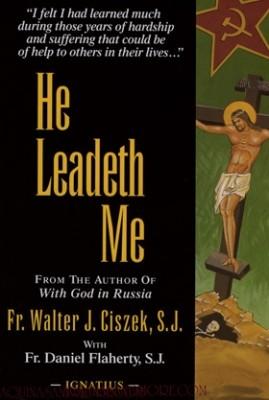 cover-he leadeth me