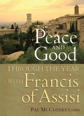 cover-peace and good through year francis