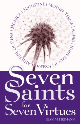 cover-seven saints for seven virtues