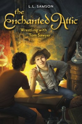 cover-wrestling with tom sawyer