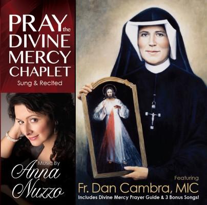 divine mercy chaplet CD