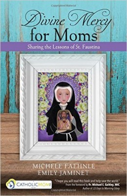 divine mercy for moms book cover
