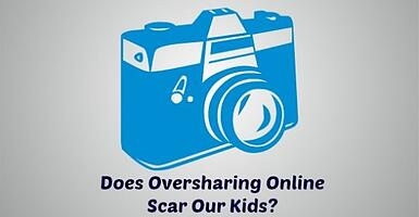 does oversharing online scar our kids