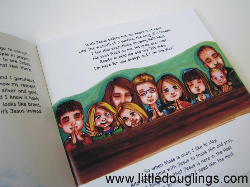 douglings in a pew