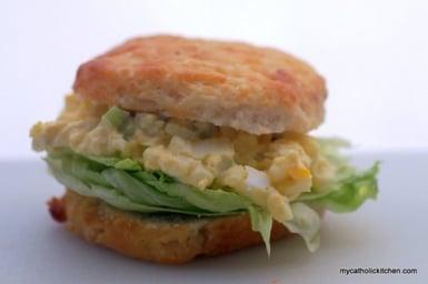 egg salad gantley